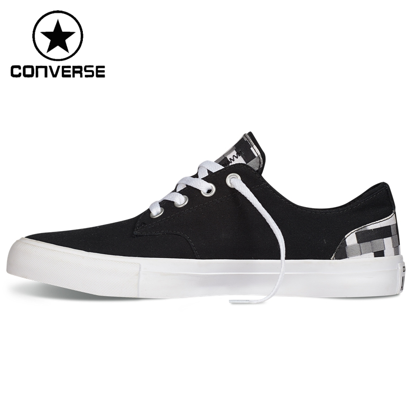 ФОТО Original New Arrival  Converse Derby Men's Skateboarding Shoes Canvas Sneakers