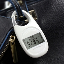 Pedometer With Battery