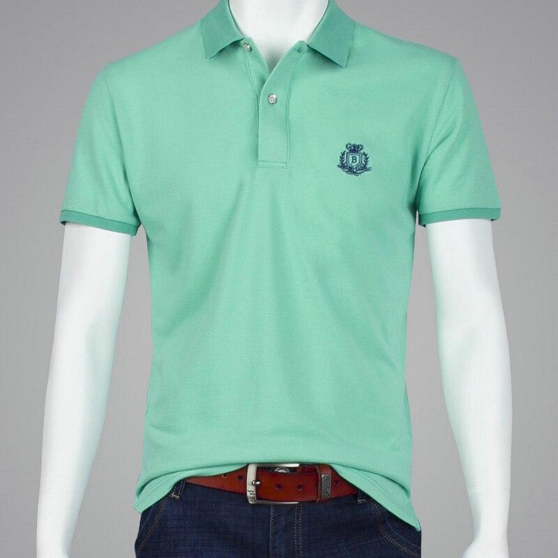2019 Summer Mens Polo Shirt 100% Cotton Short Sleeve Shirt For Men Camisa Polos Homme Classic Casual Size 6XL 7XL 8XL 9XL 10XL