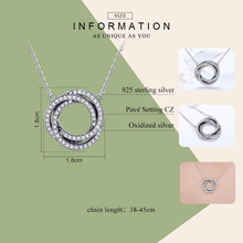 Sterling Silver Necklace SCN259