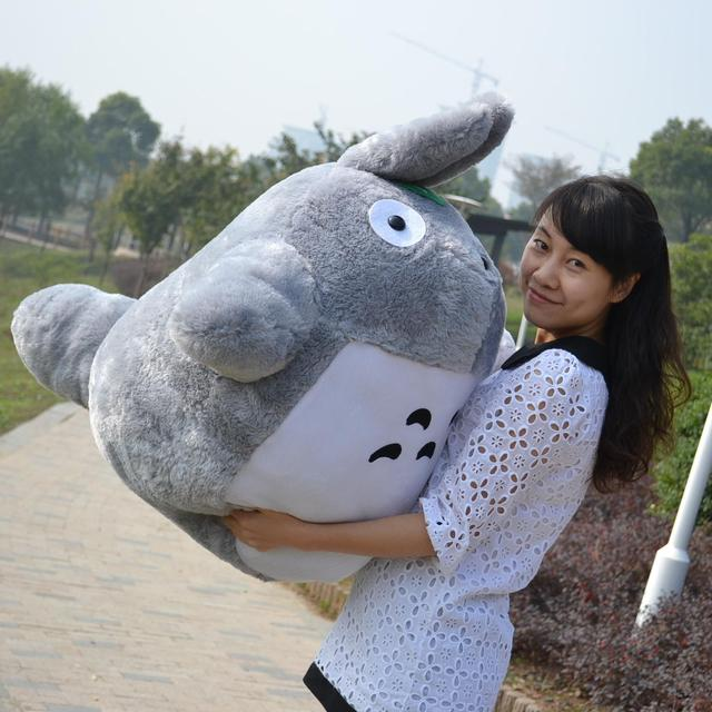 Totoro doll Large totoro dolls cloth doll plush toy cartoon birthday gift  the most popular 327b6e12f32a