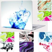 цена Laptop Case For Apple MacBook Air Pro Retina 11 12 13 15 For Mac Book New Pro 13 15