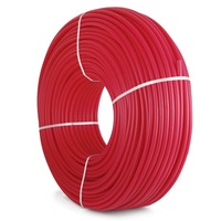 Red Radiant Floor Heat Brand New and High Quality 1/2 PEX Tubing with Oxygen Barrier