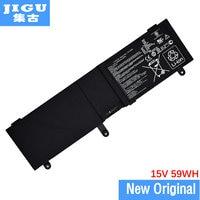 JIGU Yeni Orijinal Yüksek Kalite Laptop Batarya asus C41-N550 N550 N550X47JV N550J