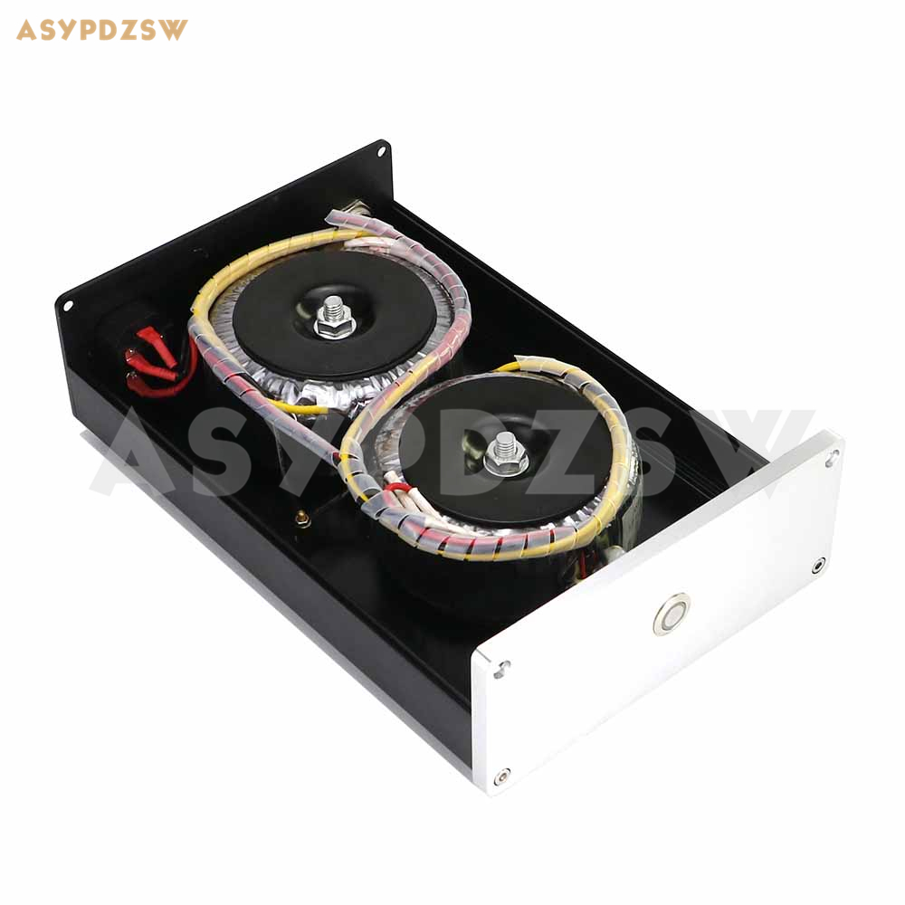 120VA 12V / 15V / 18V AC Balanced isolation power supply 120W AC version PSU For HIFI Audio