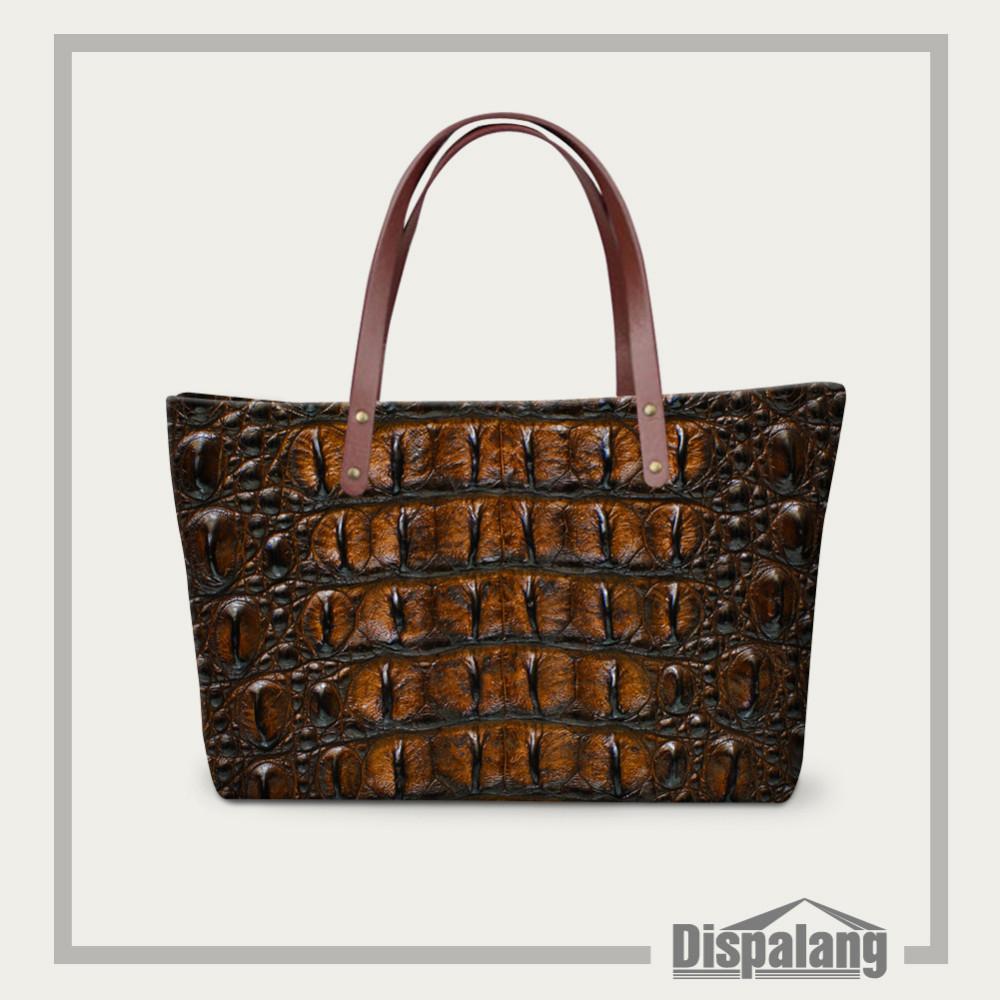 Snakeskin women handbags (6) Luxury Spanish Brand Women Beach Crossbody Crocodile Designer Handbag High Quality Sac a Main Bolsos Casual Tote Shoulder Bags