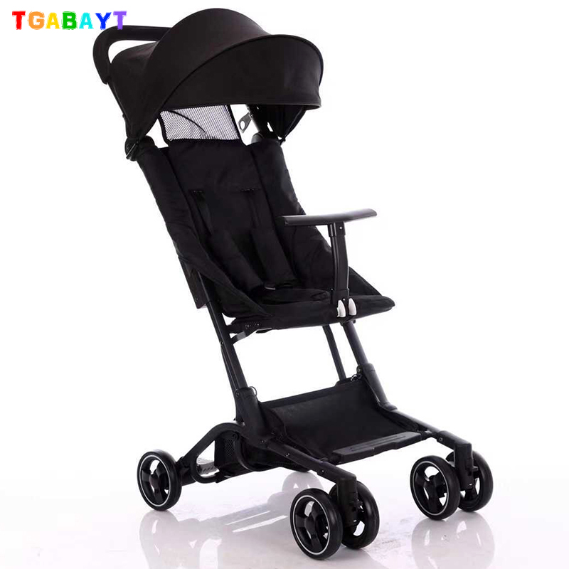 Yoya originais bolso mini carrinho de criança dobrável carrinho de guarda-chuva carro ultra-leve carrinho de bebê carrinho de bebé Leve portátil no avião