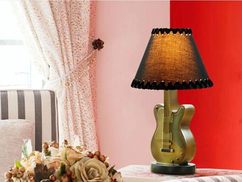 online kaufen gro handel gitarre lampen aus china gitarre lampen gro h ndler. Black Bedroom Furniture Sets. Home Design Ideas