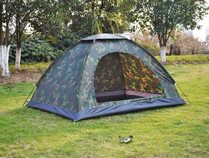 ... rest in the park also can use at homeWhen not to roll with the tent with the hand bag small size can carry can carry very convenient. & Aliexpress.com : Buy Outdoor Camping Camouflage Waterproof Family ...
