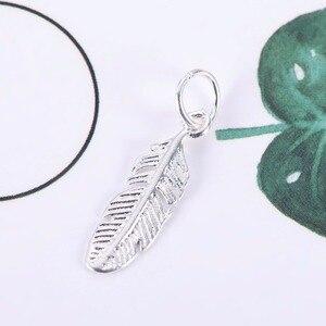 Лидер продаж, подвеска из стерлингового серебра 925 пробы, подвески, Подвеска для женщин, серебряное ювелирное изделие, ожерелье, браслет, сер...