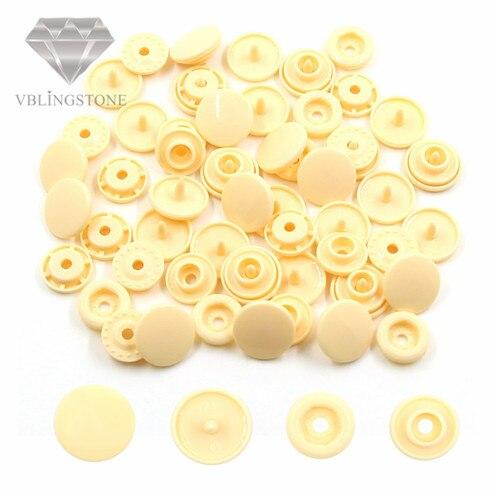 20 комплектов KAM T5 12 мм круглые пластиковые застежки кнопки застежки пододеяльник лист кнопка аксессуары для одежды для детской одежды Зажимы - Цвет: B53