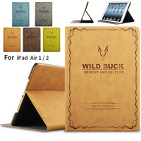RBP Case For IPad Air 2 Cover Buck Series Air 1 2 Case 9 7 Inch