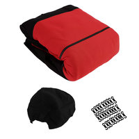 Universal 9Pcs Car Seat Covers Interior Accessories Cushion Protector Mat Pads Car Seat Covers Set For