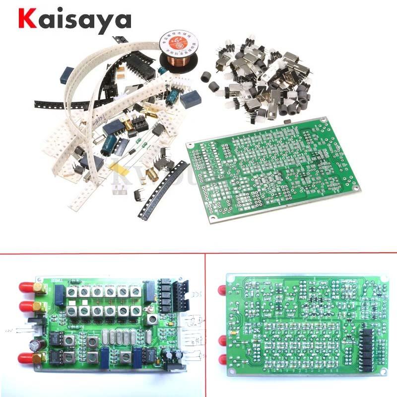 1 pcs nieuwe 6 band HF SSB kortegolf radio transceiver module DIY Kits C4 007-in Versterker van Consumentenelektronica op  Groep 1