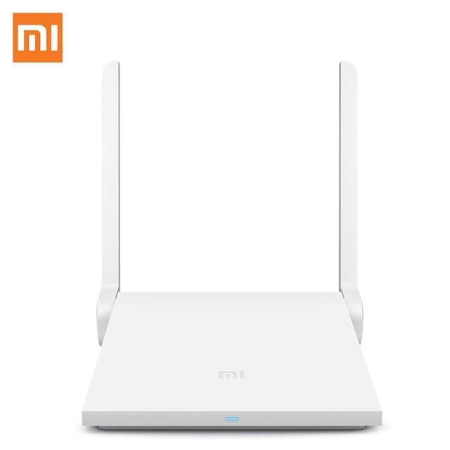 Английский оригинал Xiaomi Мини WI-FI Маршрутизатор 11AC WiFi Roteador 2.4 Г/5 Г Универсальный Повторитель 1167 Мбит USB Smart APP Управления