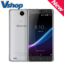 Original Blackview R6 4G LTE Mobile Phone Android 6.0 MTK6737T Quad Core ROM 32GB RAM 64GB 5.5 inch 2.5D Arc 1080P Smartphone