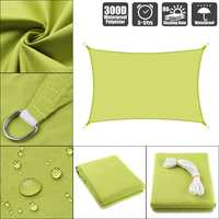 300D Sun Shade Sail Home Outdoor Garden Waterproof Canopy Patio Plant Cover UV Block Awning Decoration Sunshade Sonnenschirm