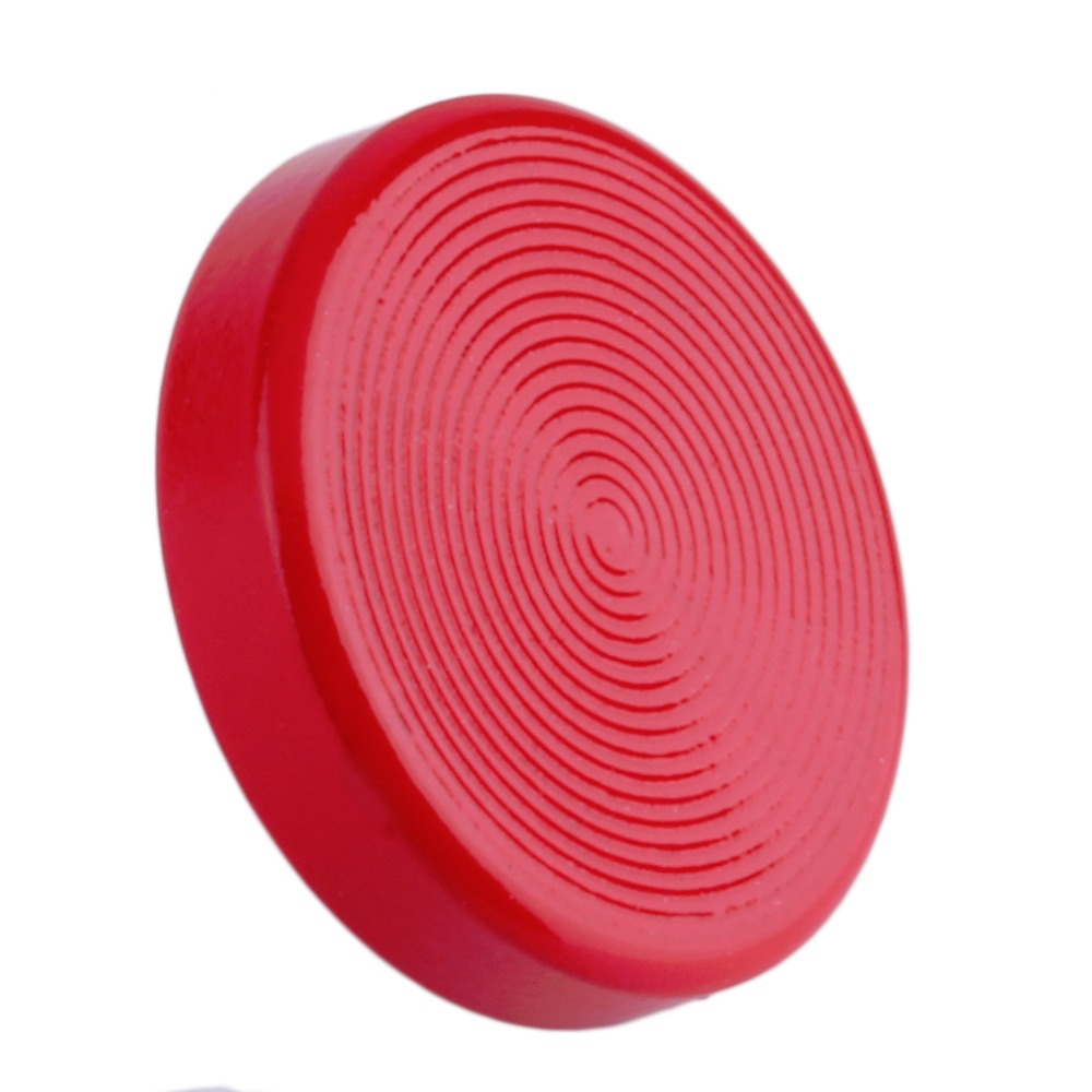 Sunny 1pcs Camera Button Metal Soft Shutter Release Button For Fujifilm X100 Leica M4 M6 (red & Flat)