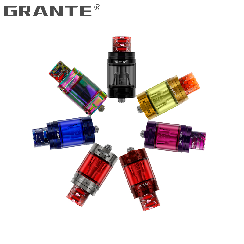 Grante TFV8 Big Baby Atomizer With 810  Drip Tip Resin Mouthpiece TFV8 Baby M2 Dual Coil  Vape Tank Atomizer E Cig