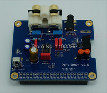 5pcs/lot I2S Interface Special HIFI DAC+ Sound Card Module For Raspberry PI B+/2B