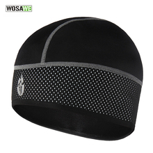 WOSAWE Winter Cycling Caps Outdoor Sports Wear Hiking Skiing Bike Bicycle Cycle Fleece Thermal Windproof Hat BC321