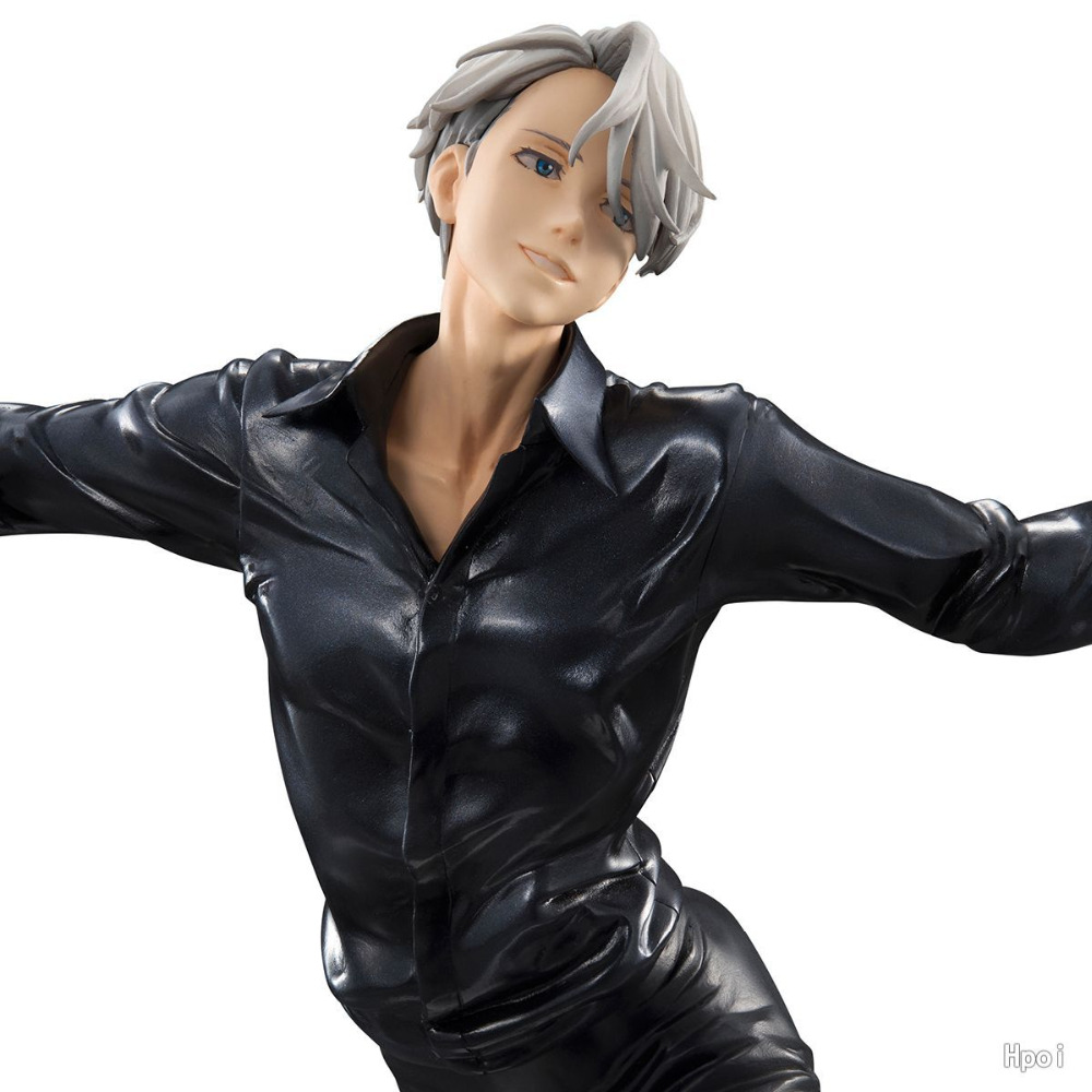 NEW hot 21cm YURI!!! on ICE Victor Nikiforov collectors action figure toys Christmas gift toy with box удочка зимняя swd ice action 55 см