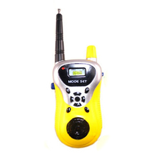 Best Sale 2 pieces Mini Walkie-Talkie Children's Toys Electronic Portable Two-way Radio