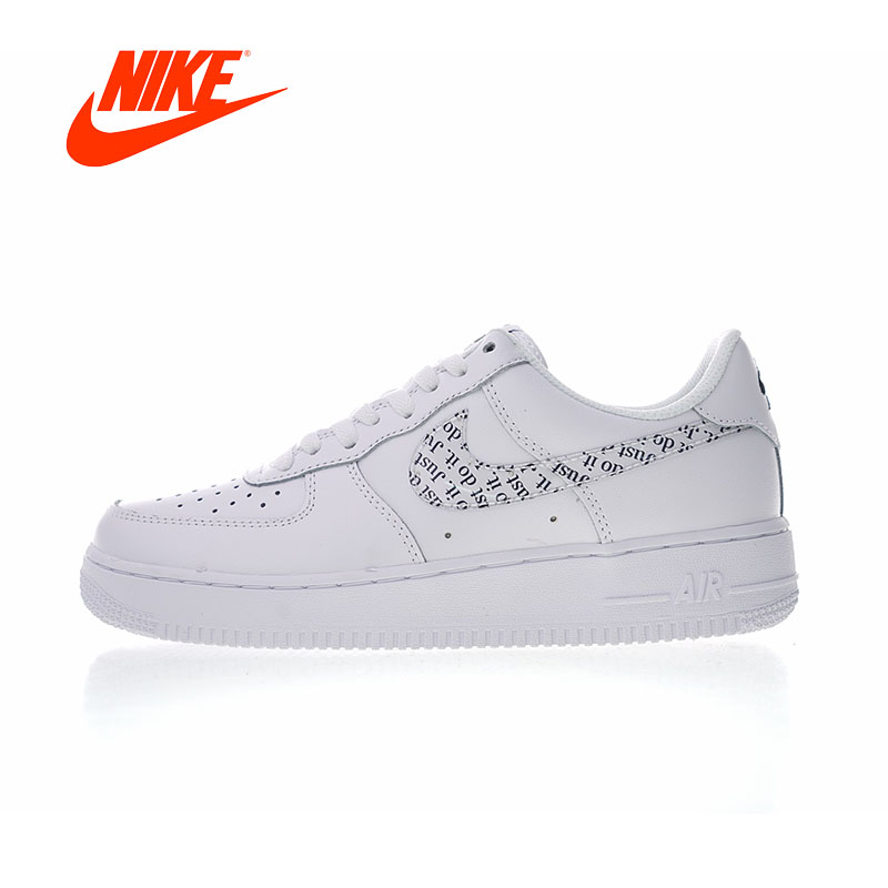 Original New Arrival Authentic 'Just do it' Nike Air Force 1 '07 LV8 Men's Skateboarding Shoes Sneakers Good Quality BQ5361-100 original new arrival authentic nike air force 1 low just do it women s skateboarding shoes sneakers good quality 616725 800