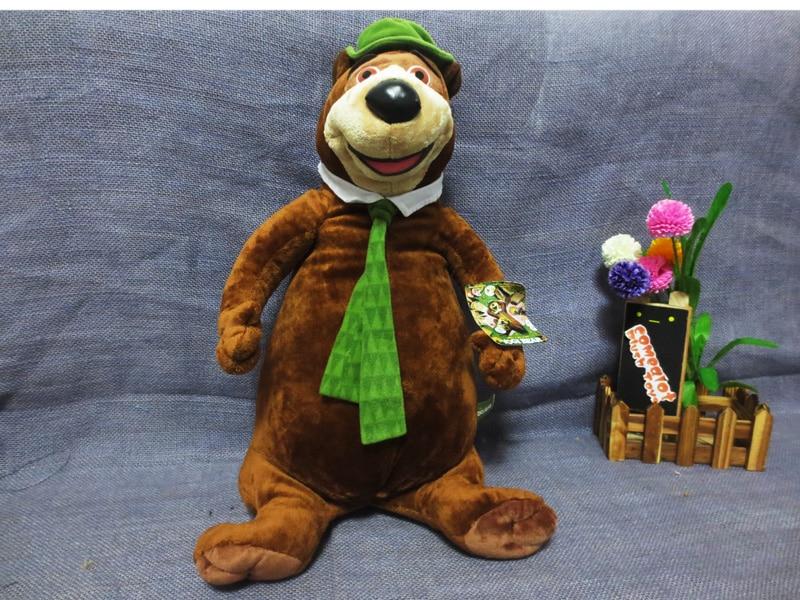 Yogi Bear Plush Toys Booboo Bear Plush Doll Bear Plush 40cm In