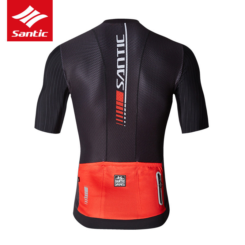 Santic Men Ciclismo Jersey 2019 Pro Team Downhill MTB Road Bike - Ciclismo - foto 2