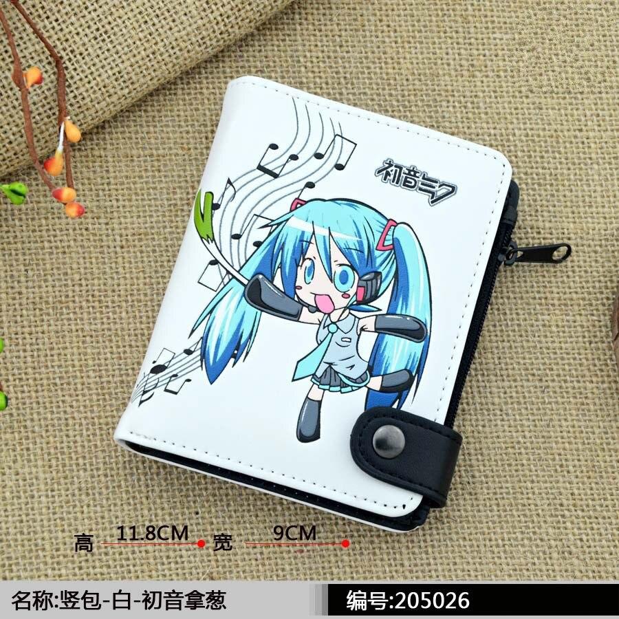 Aliexpress.com : Buy 2016 Anime Hatsune Miku Wallets