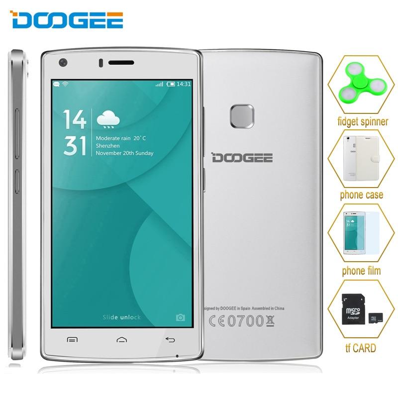 4G Original DOOGEE X5 MAX Pro RAM 2GB ROM 16GB 5 0 Android 6 0 MTK6737