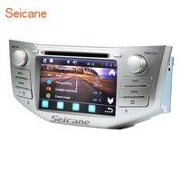 Seicane 2 Din 7 Car DVD Player For 2003 2010 Lexus RX 300 330 350 400H