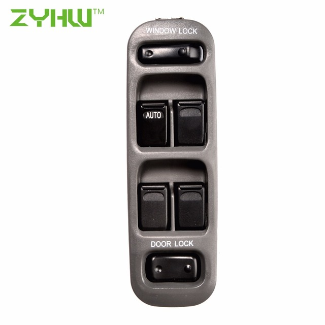 ZYHW Brand Electric Power Window Master Switch For 1999-2002 Suzuki Vitara Suzuki Grand Vitara (OEM Number:37990-65D10-T01)