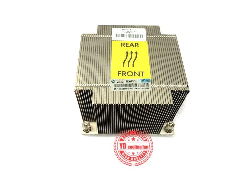 Dissipateur thermique pour processeur serveur HP ML350E Gen8 P/N 687456-001 677426-001Dissipateur thermique pour processeur serveur HP ML350E Gen8 P/N 687456-001 677426-001