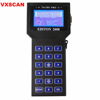 Best Price Tacho Pro 2008 July Universal Dash Programmer UNLOCK High Quality Fast Shipping