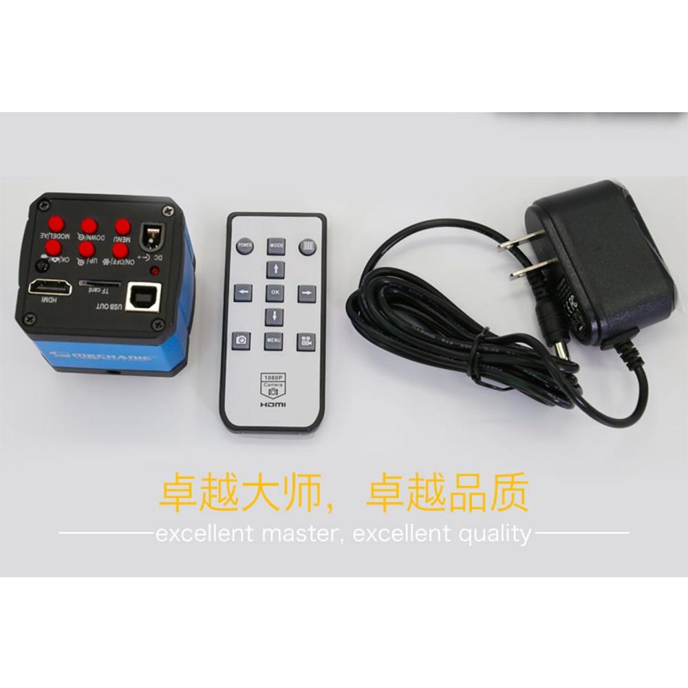 Промышленная камера MCN XJ300 микроскоп CCD камера HDMI выход на мобильный телефон запчасти для ремонта фотографий