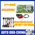 New TCS CDP With Cover Single Board PCB NO Bluetooth TCS CDP PRO 2014.R2/2015.1+ Car Cables