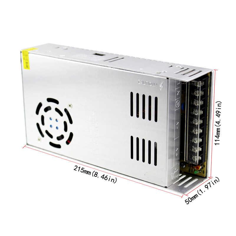 定電流 led ドライバ dc 12 v 電源ユニット 400 ワット 33A ac dc 12 v transformador デ 220 v 12 v 電源 led ストリップ