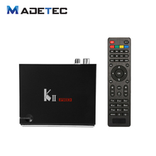 KII PRO Android TV BOX DVB-S2 DVB-T2 Amlogic S905 Quad-core 2GB 16GB 4K XBMC WiFi LAN H.265 DLNA Airplay Media Player VB83