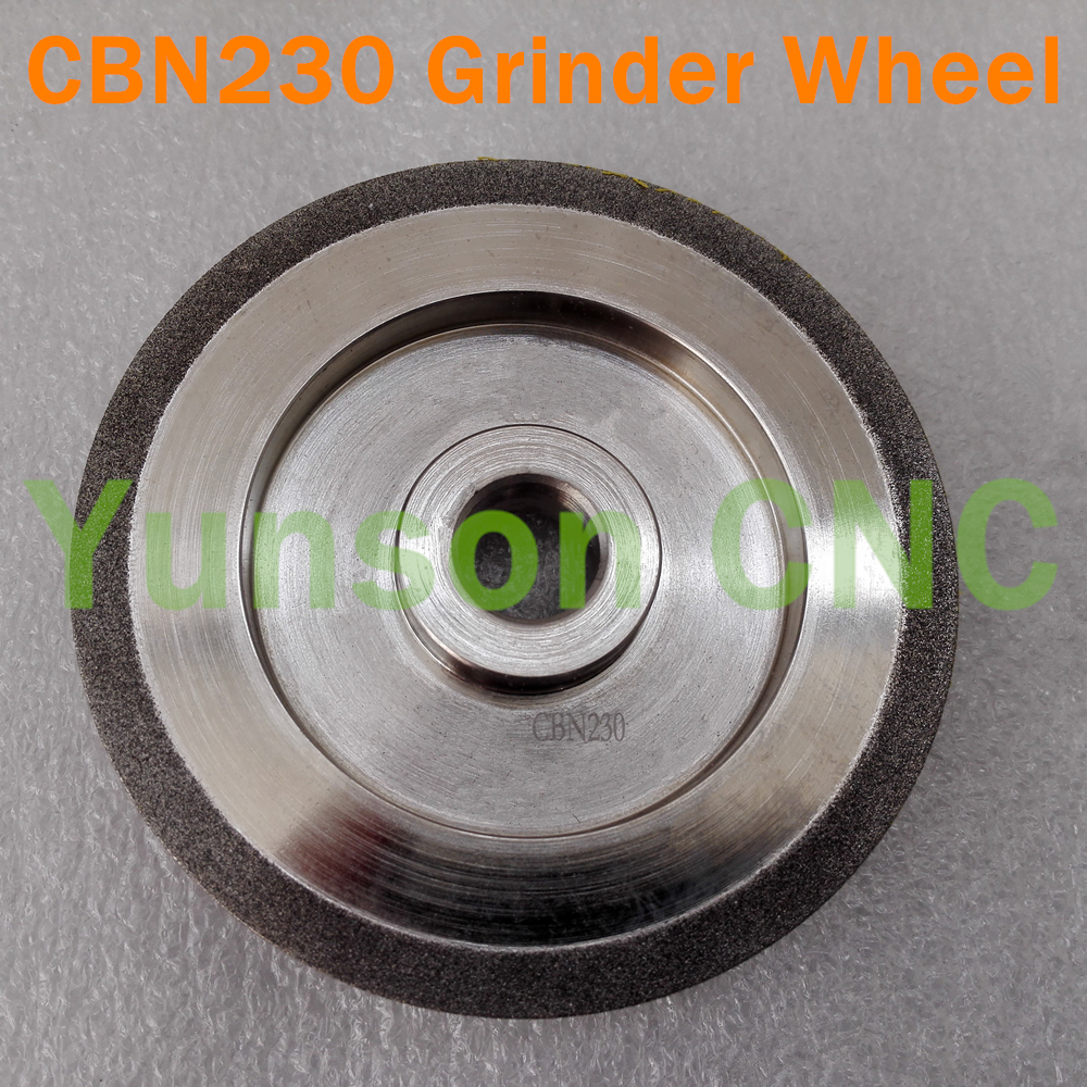 Cubic Boron Nitride Grinder Wheel Special for grinding Sharpening 3mm 13mm Diameter HSS Material Drill Bits