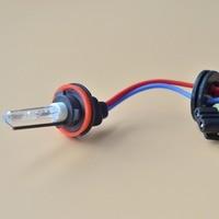 GZTOPHICar Faro Lente Del Proiettore/Lampada Lente Nebbia H16 HID Xenon Auto Testa Sostituzione Della Lampadina 3000 K Luce Gialla 4300 K 6000 K 8000 K
