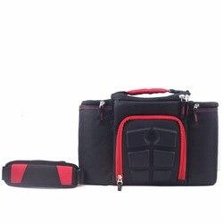 Neue design halten heiß oder kalt Mahlzeit Taschen kühler lunch picknick taschen fit tasche lebensmittel Familie Kühler Lunch box Lady handtasche