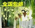 Do casamento de gancho de chumbo gancho estrada pode pendurar lanterna vermelha chumbo estrada ferro forjado estrada de prateleira de noiva chinesa e ocidental
