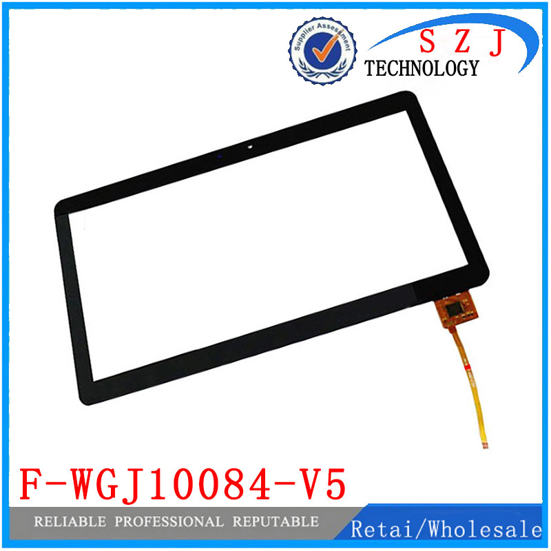 Original 10.1 inch Touch Screen Panel Digitizer Glass Replacement for Ritmix RMD-1028 Tablet F-WGJ10084-V5 Free Shipping