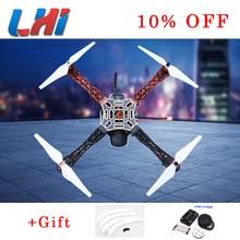 DIY F450 Quadcopter 450 RC Drone 3 quadrocopter fpv dron Frame KIT APM 2.6 GPS brushless motor esc 2212 920kv 30A drones part