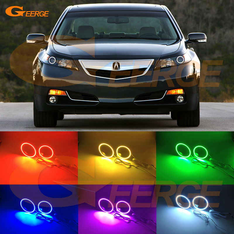 For Acura TL 2009 2010 2011 Excellent Multi Color Ultra