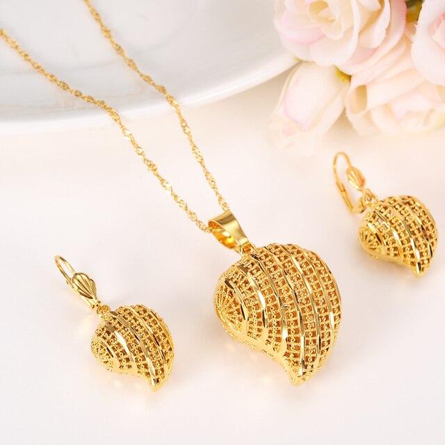 Brautschmuck set gold  Aliexpress.com : Äthiopischen Brautschmuck set Gold Farbe Habesha ...