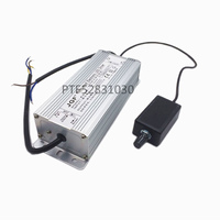 1pcs 50W Dimmable IP67 Waterproof 50W High Power LED Driver DC30 36V 1500mA With Dimmer