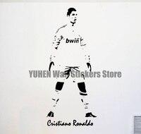 CRISTIANO RONALDO Real Madrid Fc Footballer Vinyl Wall Sticker Mural Decal Large Wall Art